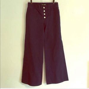 Lauren by Ralph Lauren sailor pants